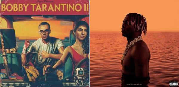 """Check The First Week Projections For Logic's """"Bobby Tarantino II"""" & Yachty's """"Lil Boat 2"""""""