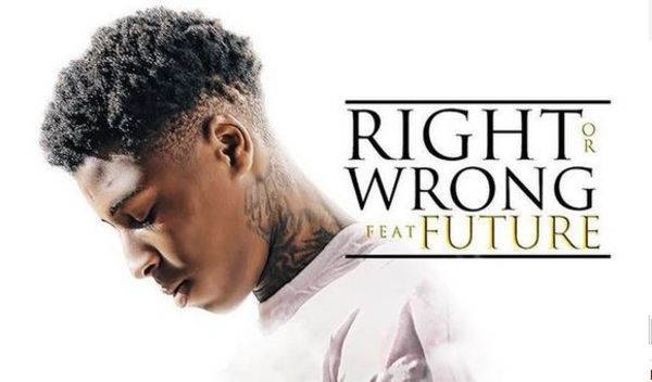 """Future Arrives For NBA YoungBoy's """"Right Or Wrong"""" Single"""