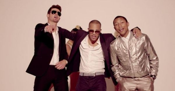 """Pharrell & Robin Thicke Lose """"Blurred Lines"""" Appeal To Marvin Gaye's Estate"""