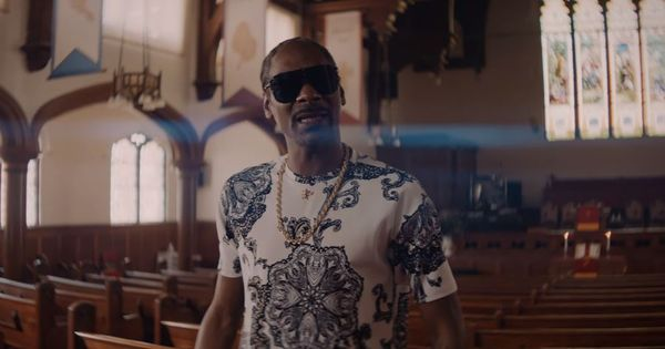 Snoop Dogg is Number One On The Gospel Charts