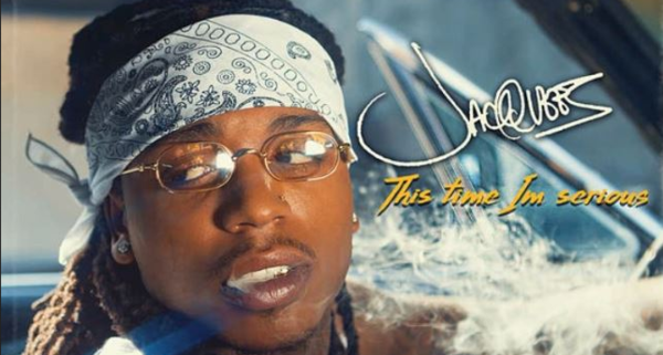 """This Time I'm Serious"" Says Jacquees On New EP"