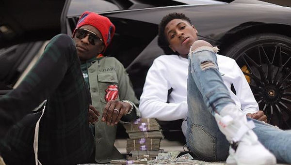 Young Thug Flirts With NBA YoungBoy Upon His Making Bail