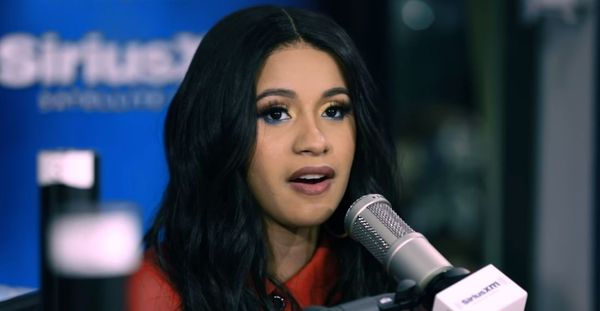 Cardi B Turns Herself Into Police For Having Two Strippers Jumped