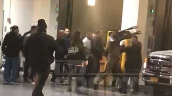 Conor McGregor May Be Arrested After Attacking Bus Of UFC Fighters With Foreign Objects