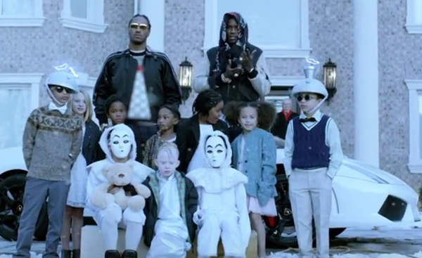 """Future & Young Thug Visit """"Group Home"""" For Next """"Super Slimey"""" Video"""