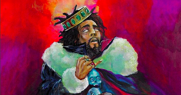 J Cole Lights Up The World With A New Album For 4-20