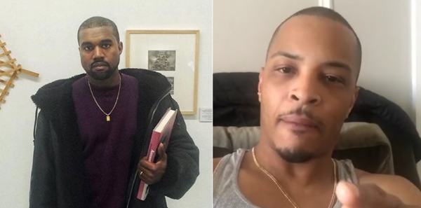 T.I. Reevaluates His Opinion Of Kanye West