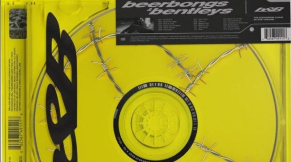 """We Got The Cover & Tracklist For """"Beerbongs & Bentleys"""" From Post Malone"""