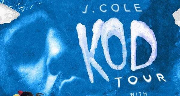 J. Cole Announces KOD Tour
