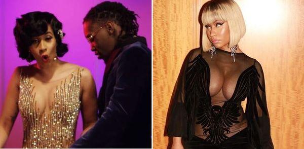 Offset's Deleted Tweets Seem To Be Pointing At Nicki Minaj