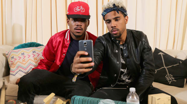 Vic Mensa Talks Past Beef With Chance The Rapper