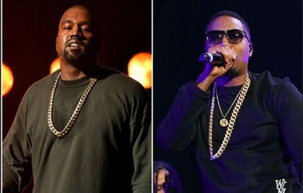 Kanye West Reveals Tracklist For New Nas Album