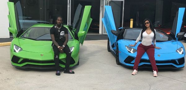 Cardi B Pulls Receipt When Her Purchase Of New Lamborghini Is Questioned As Rental