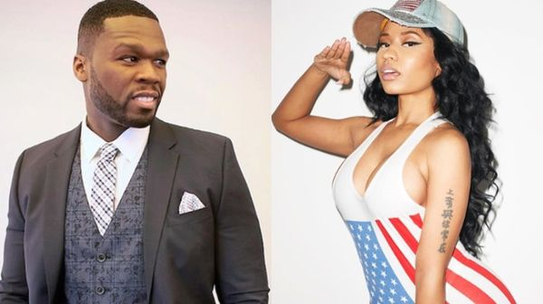 50 Cent Has A Theory About Nicki Minaj's Swollen Testicles Claim