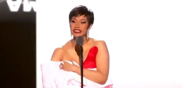Cardi B Fooled Offset With Fake Baby Kulture Reveal During The VMAs