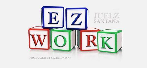 """Juelz Santana Puts In That """"EZ Work"""""""