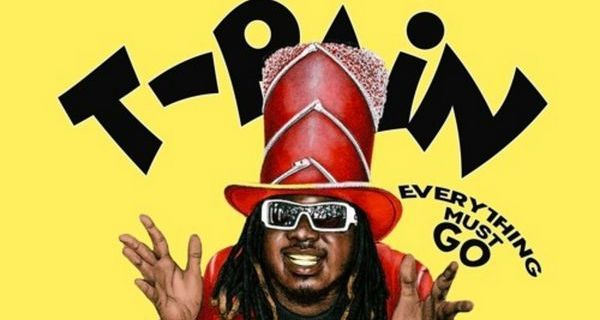 T-Pain Unloads A Mixtape Full Of Unreleased Material