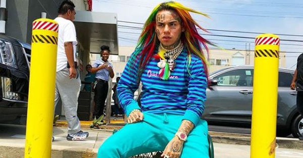 Tekashi 6ix9ine Requests Judge Ban Use Of His Rap Name In Court
