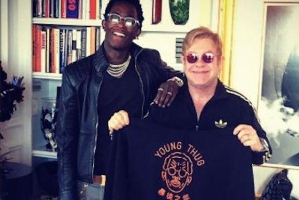 """Young Thug Does Elton John's """"Rocket Man"""" In Slime Language"""