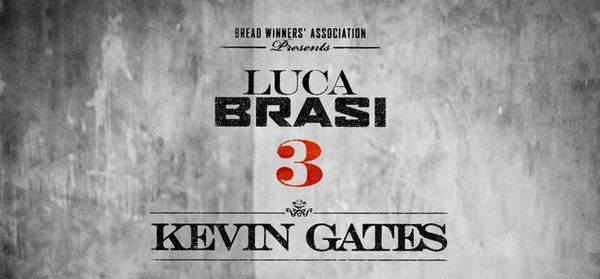 """Kevin Gates Is Back With """"Luca Brasi 3"""""""