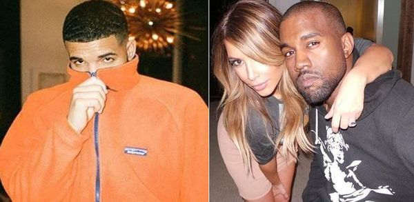 Kim Kardashian Addresses Rumors Drake Smashed