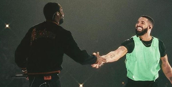 Watch Drake Bring Meek Mill Out In Boston