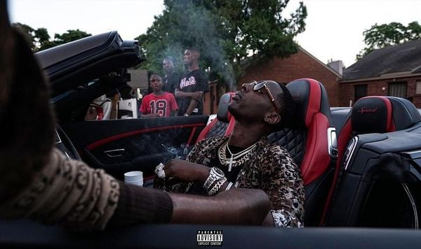 """Young Dolph Is Our """"Role Model"""" On Latest Album"""