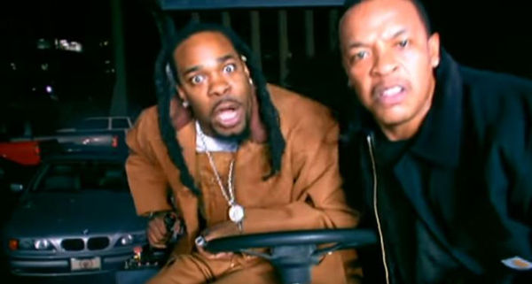 Busta Rhymes Blames Dr. Dre For His Career Stalling