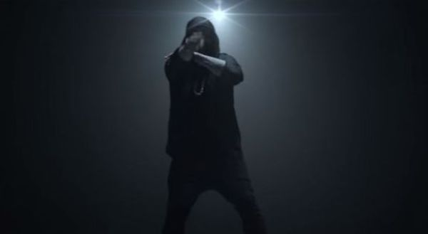 """Eminem Drops Yet Another Video With """"Venom"""""""