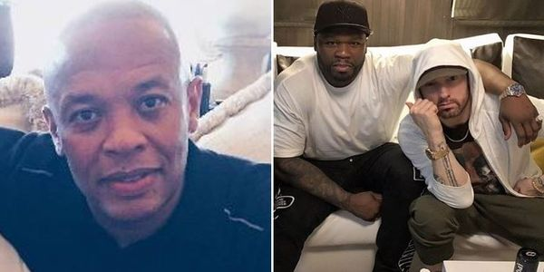 Mystery Video Sparks Rumors Of Eminem, Dr. Dre and 50 Cent Reunion