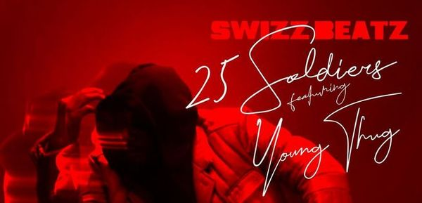 """Swizz Beatz Grabs Young Thug & """"25 Soldiers"""" For New Single"""