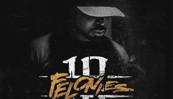 """Young Buck Continues His Series Of Projects Before """"Unexpected"""" Album With """"10 Felonies"""""""