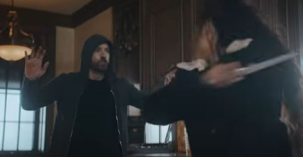 "Eminem Plays The ""Good Guy"" In New Video With Jessie Reyez"