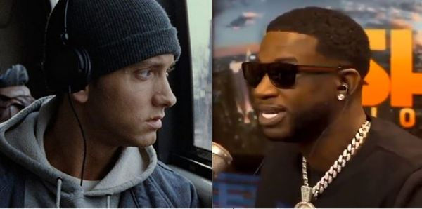 Gucci Mane Explains Why Eminem Can't Be A GOAT