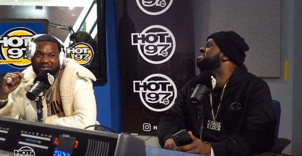 Meek Mill Freestyles Over 'Back To Back'; Gets Funk Flex To Apologize To Drake