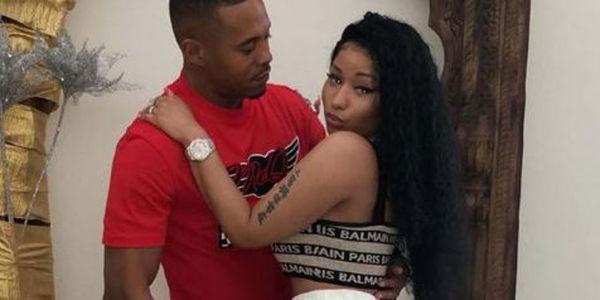 Nicki Minaj Is Now a Married Woman