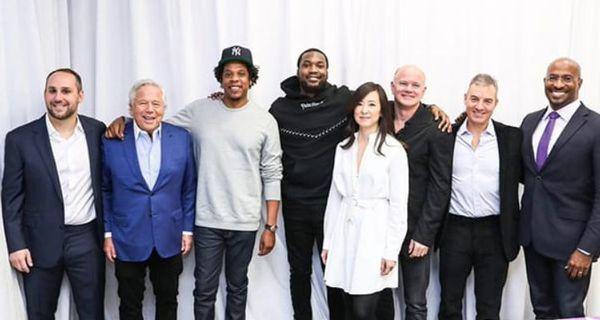 Meek Mill, Jay-Z, Robert Kraft & More Launch Criminal Justice Reform Organization