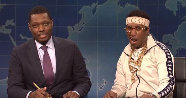 "Soulja Boy Spoofed On ""Saturday Night Live"""