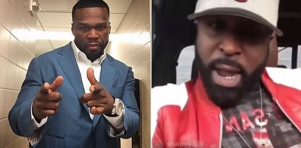 Young Buck Blows Up On 50 Cent