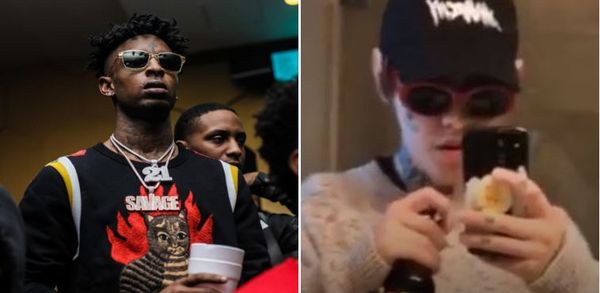 21 Savage Asked Lil Xan To Be In Slaughter Gang