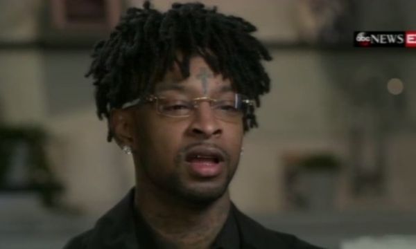 21 Savage Gives First Interview After Being Released By ICE