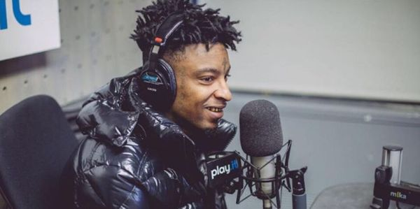 21 Savage Released From Detention Center