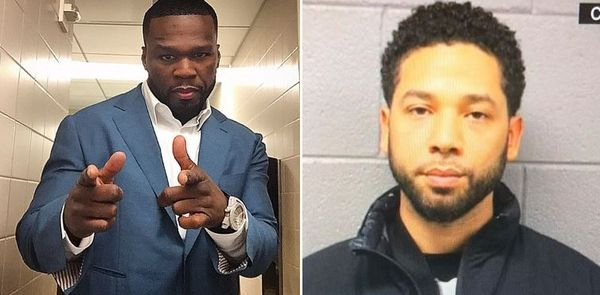 50 Cent Clowns Jussie Smollett After His Latest Legal Setback