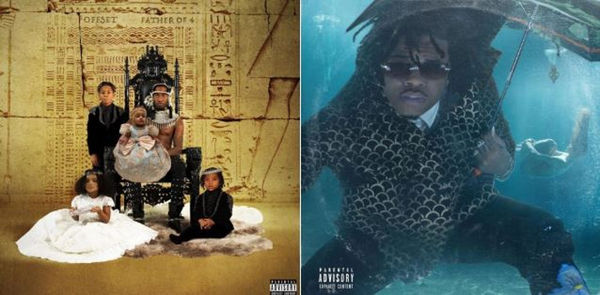 Check The First Week Projections For Gunna, Offset & Lil Pump