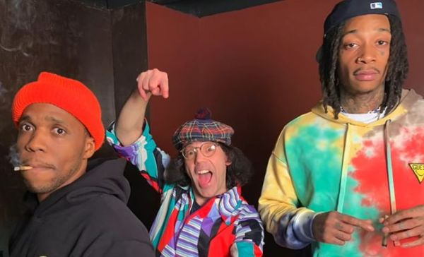 Curren$y & Wiz Khalifa Are Interviewed By Nardwuar