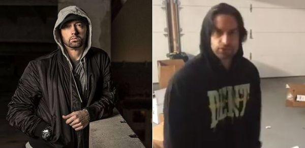 Eminem Comments On Comedian Chris D'Elia's Impersonation of Him