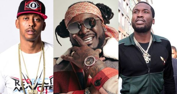 Meek Mill, Fabolous & Gillie Da Kid Go After T-Pain Over Snitching Comments