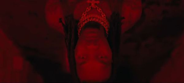 """Offset Shoots His Latest Video In The """"Red Room"""""""