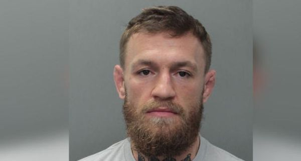 Conor McGregor Arrested For Strong Arm Robbery