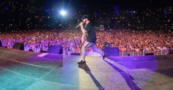 Eminem Keeps Breaking Attendance Records